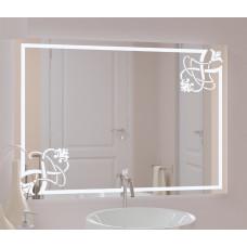 Зеркало с подсветкой Фаина 800*600